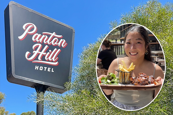 Article image for Mikkayla reviews: Panton Hill Hotel — 'this is no ordinary, small-town pub'