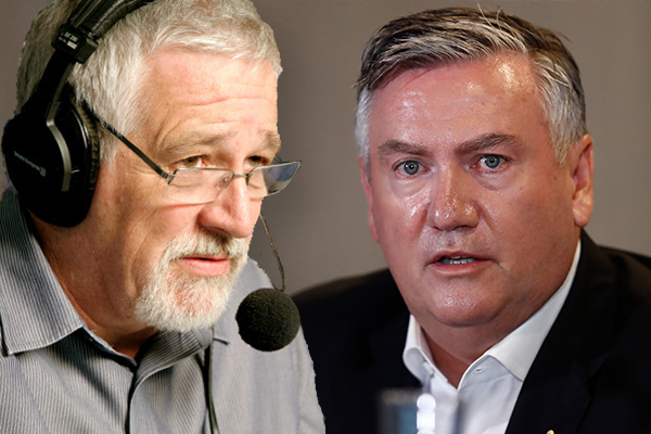 Article image for 'Not a proud day': Neil Mitchell slams Eddie McGuire over 'arrant nonsense'