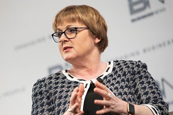 Article image for Defence Minister Linda Reynolds taken to hospital