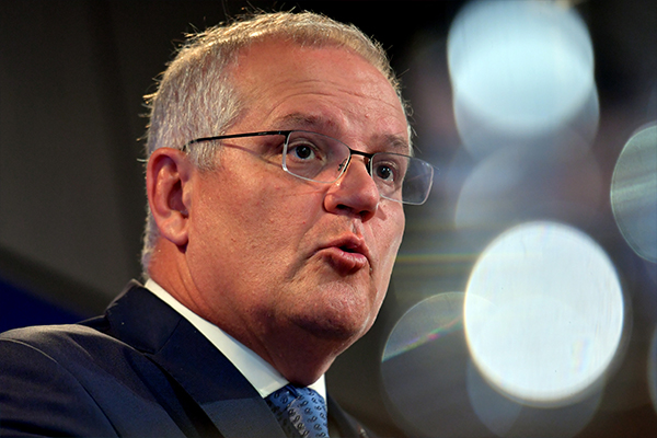 Article image for Scott Morrison calls for 'proportionate' response to Victoria's COVID-19 outbreak