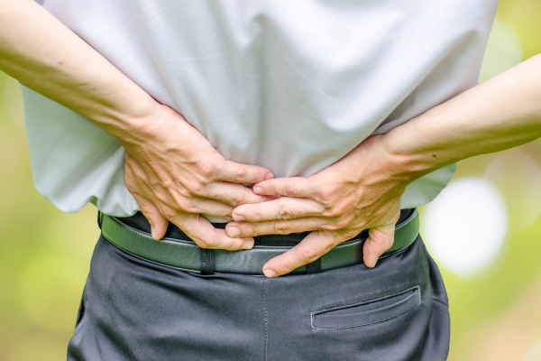 Article image for Addictive drugs replaced by simple remedies to treat severe back pain