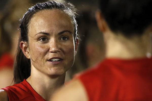 Article image for Daisy Pearce talks footy and life with Neil Mitchell
