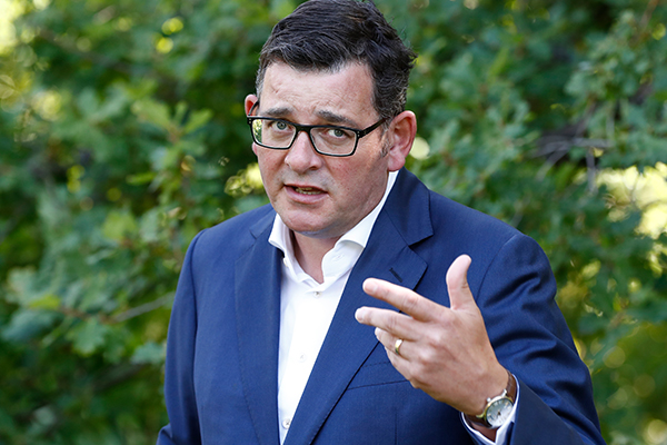 Article image for Neil Mitchell explains the seriousness of Daniel Andrews' injuries