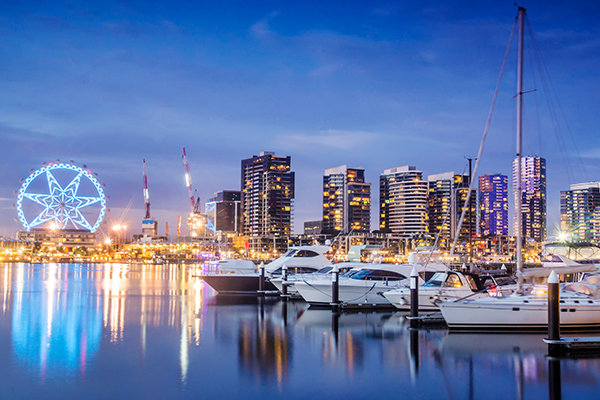 Article image for How business leaders hope to get people visiting Docklands