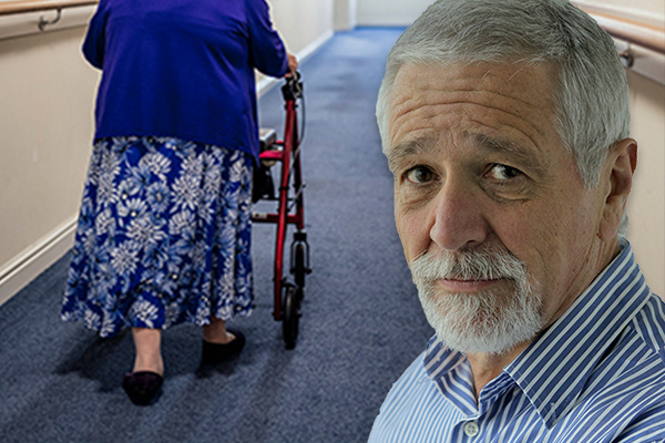 Article image for Neil Mitchell says an 'inexcusable' problem is to blame for 'sickening' aged care failures