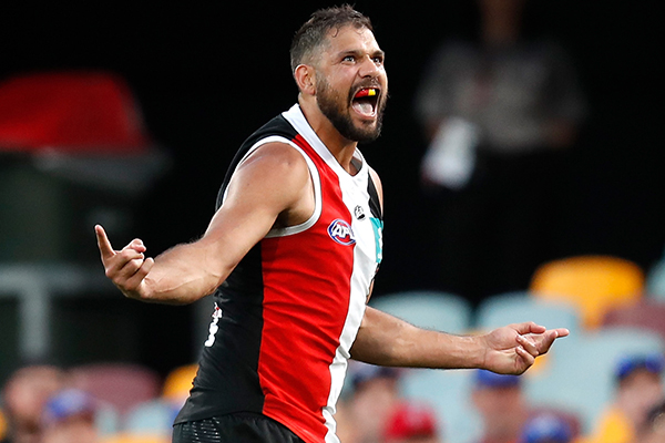 Article image for St Kilda ruckman Paddy Ryder to 'miss early rounds' of season
