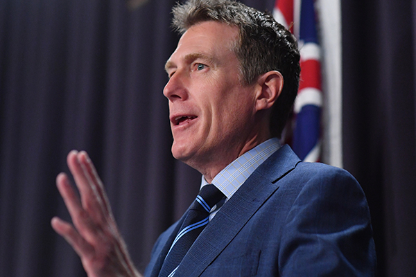 Article image for Attorney-General Christian Porter 'categorically denies' historic rape allegation