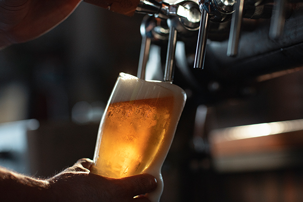 Article image for Publicans make urgent call for tax on draught beer to be cut in half