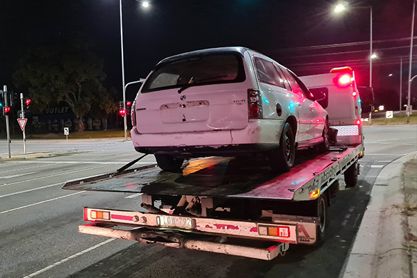 Article image for Hoon learner driver collides with another car in Dandenong South
