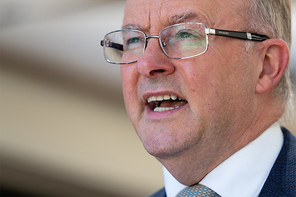 Article image for Anthony Albanese calls for businesses which underpay women to be named and shamed