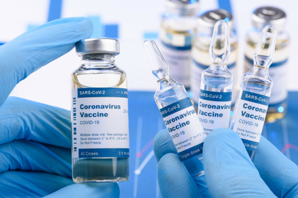 Victoria calls for vaccine rollout to be treated as a 'race'