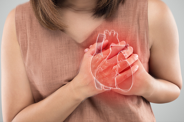 Article image for Why women with symptoms of heart disease are frequently misdiagnosed