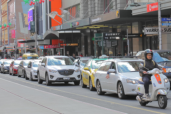 Article image for The parts of Melbourne where traffic is worse than it was before the pandemic