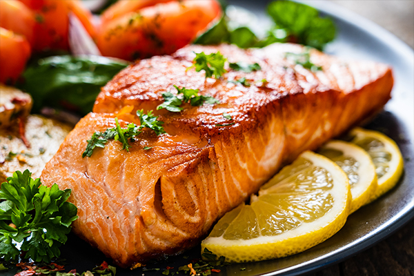 Article image for New study raises questions about health benefits of fish