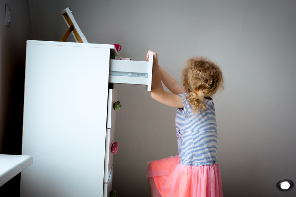 Article image for ACCC cracks down in bid to end 'ghastly' injuries and deaths from toppling furniture