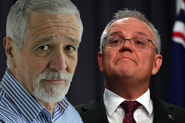 Article image for What Neil Mitchell thought of Scott Morrison's 'prime minister for women' comment