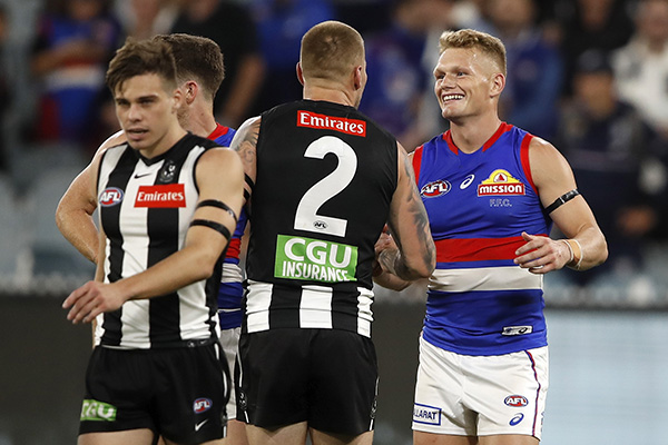 Article image for Jon Anderson weighs in on criticism of Collingwood players
