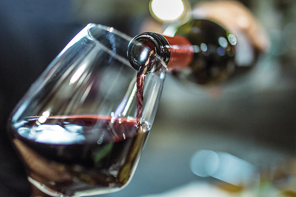 Article image for The simple solution to 'improving' a cheap bottle of wine