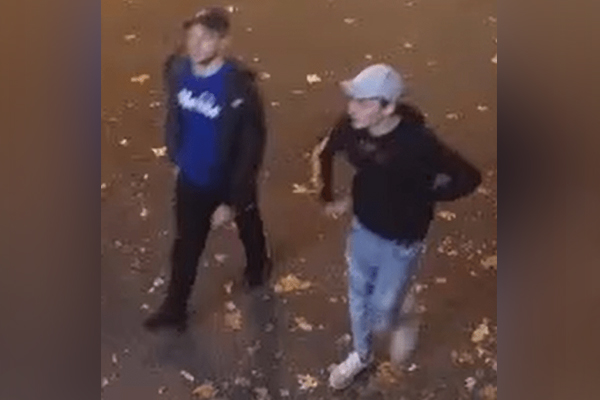 Article image for Police release images of men wanted for questioning over nasty St Kilda attack