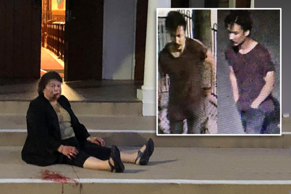 Article image for Police release photos of man wanted for questioning over horror South Yarra bashing