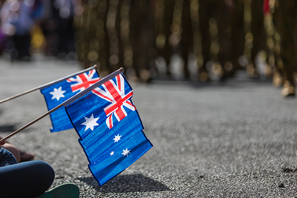 Article image for There are calls to make Anzac Day 'more inclusive'
