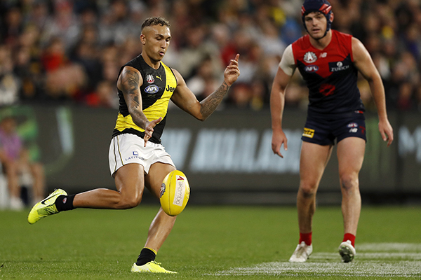 Article image for Shai Bolton's manager with the latest on the out-of-contract Richmond young gun's future