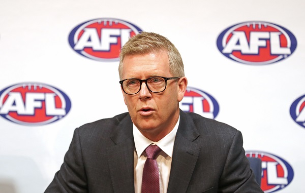 AFL footy boss brushes off Collingwood's mobile phone excuse