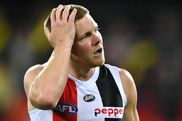 Article image for The big-money recruit that's been a 'disaster' for St Kilda
