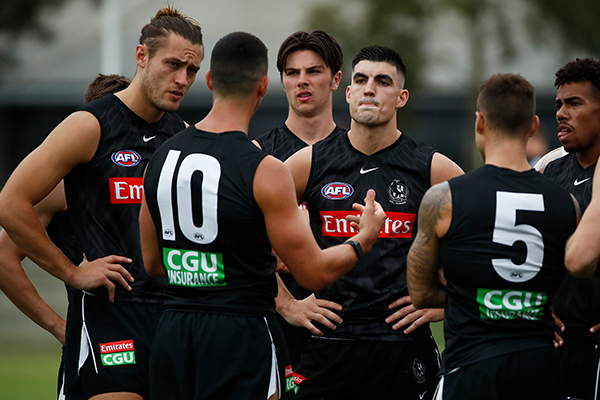 The proposed Collingwood change that makes 'no sense' to Gerard Healy