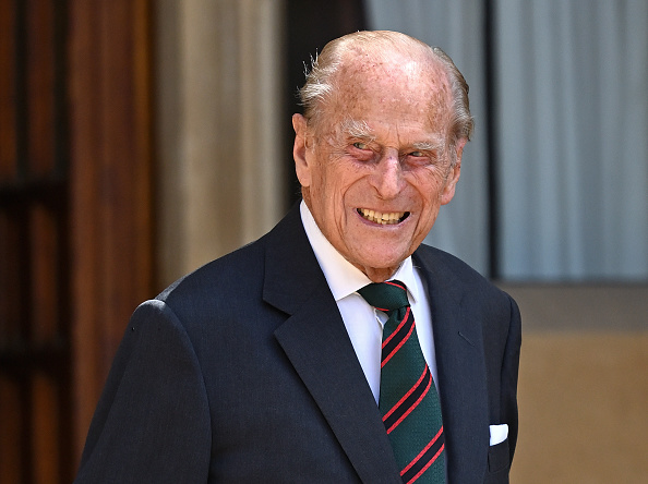 Article image for Royal Family mourns after Prince Philip's death
