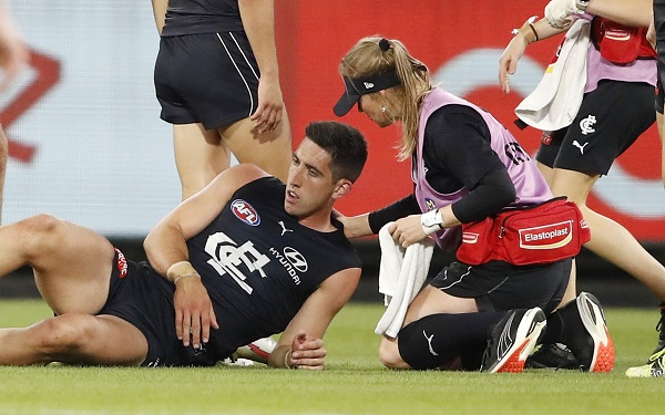 Article image for Port Adelaide star's concerns over on-field incident