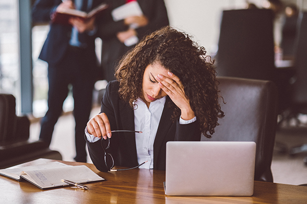 Article image for Why those in their twenties are most stressed before going to work