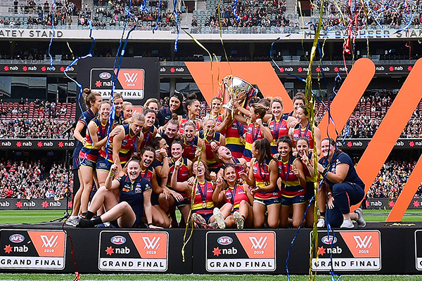 AFLW grand final date and time locked in