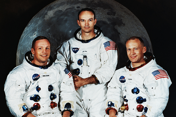 Article image for Canadian astronaut pays touching tribute to Apollo 11 pilot Michael Collins