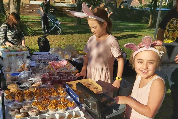Article image for Adorable cake stall fundraising for the Good Friday Appeal sells out in less than two hours
