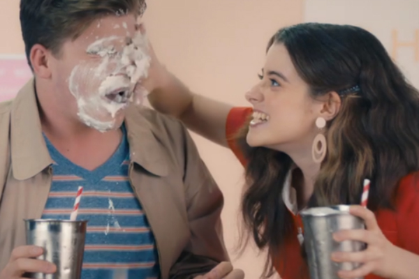 Article image for Government's milkshake consent video is removed after public backlash