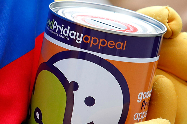 Article image for DONATE HERE: 3AW at the 2021 Royal Children's Hospital Good Friday Appeal