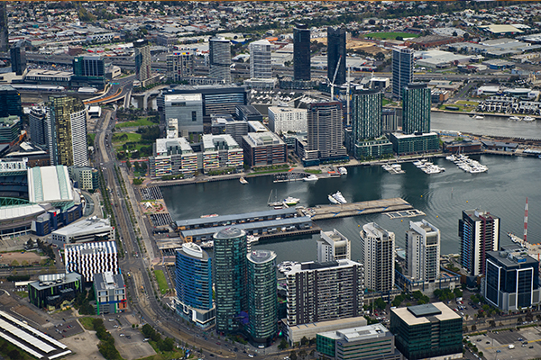 Article image for State government considering fresh plan for Docklands