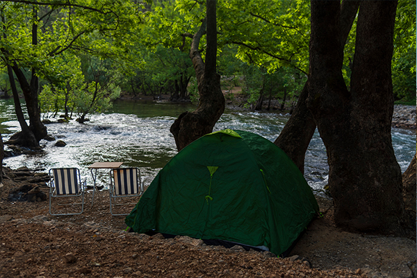Article image for Camping on the Yarra River permitted under new draft rules