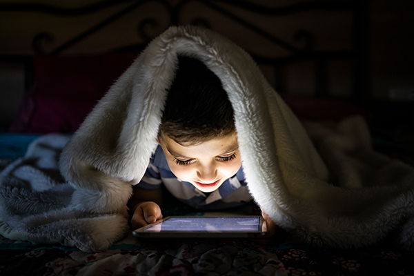 Article image for The alarming number of children taking digital devices to bed
