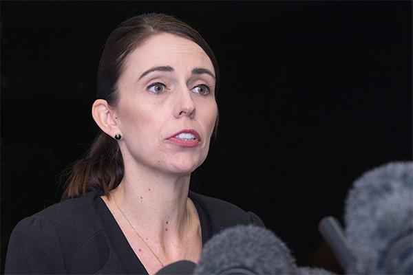 British MP slams Jacinda Ardern's weak stance on China