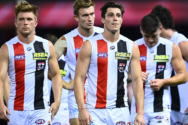 Article image for What concerns Matthew Lloyd about the struggling Saints