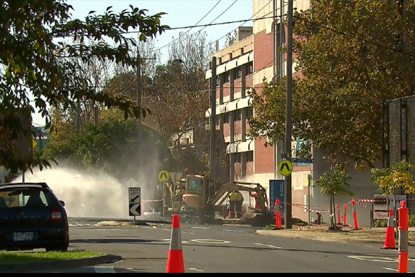 Article image for Twenty high school students assessed by paramedics after gas leak in Melbourne's west