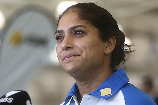 Article image for 'You feel helpless': Cricket commentator says what she's seen in India has changed her forever