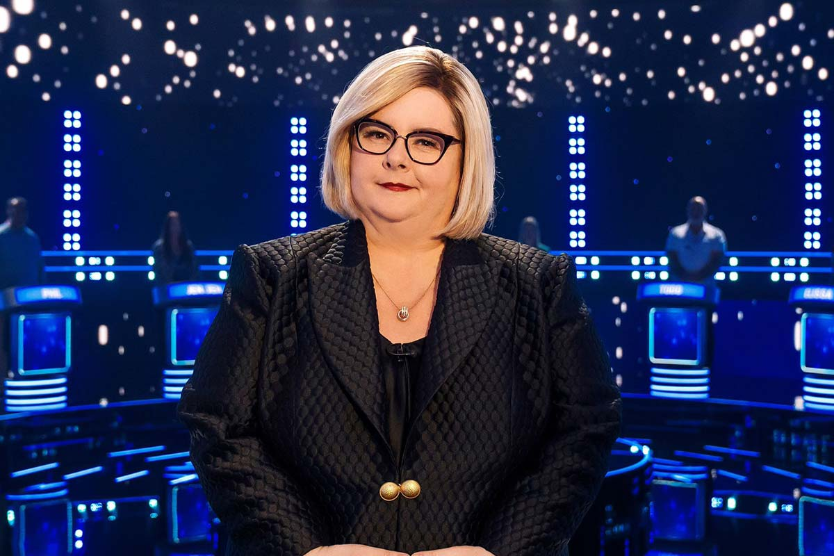 Article image for Magda Szubanski on being called too nice for Weakest Link and that controversial tweet