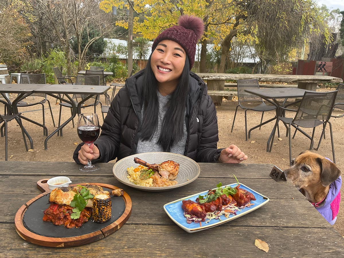 Mikkayla reviews: The Cosmopolitan Hotel — 'one of the best country pubs in Victoria'