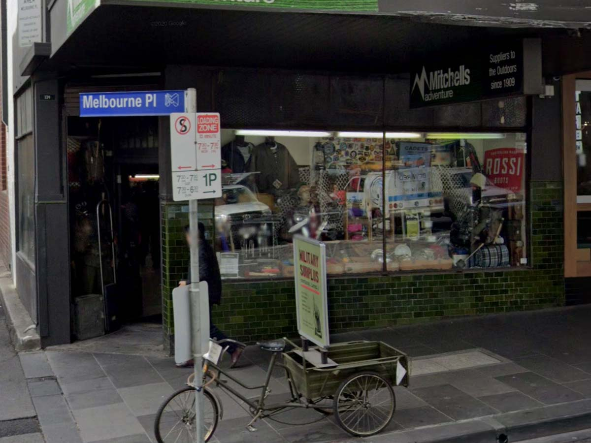 Article image for Family-owned retailer to close Melbourne CBD store after 111 years