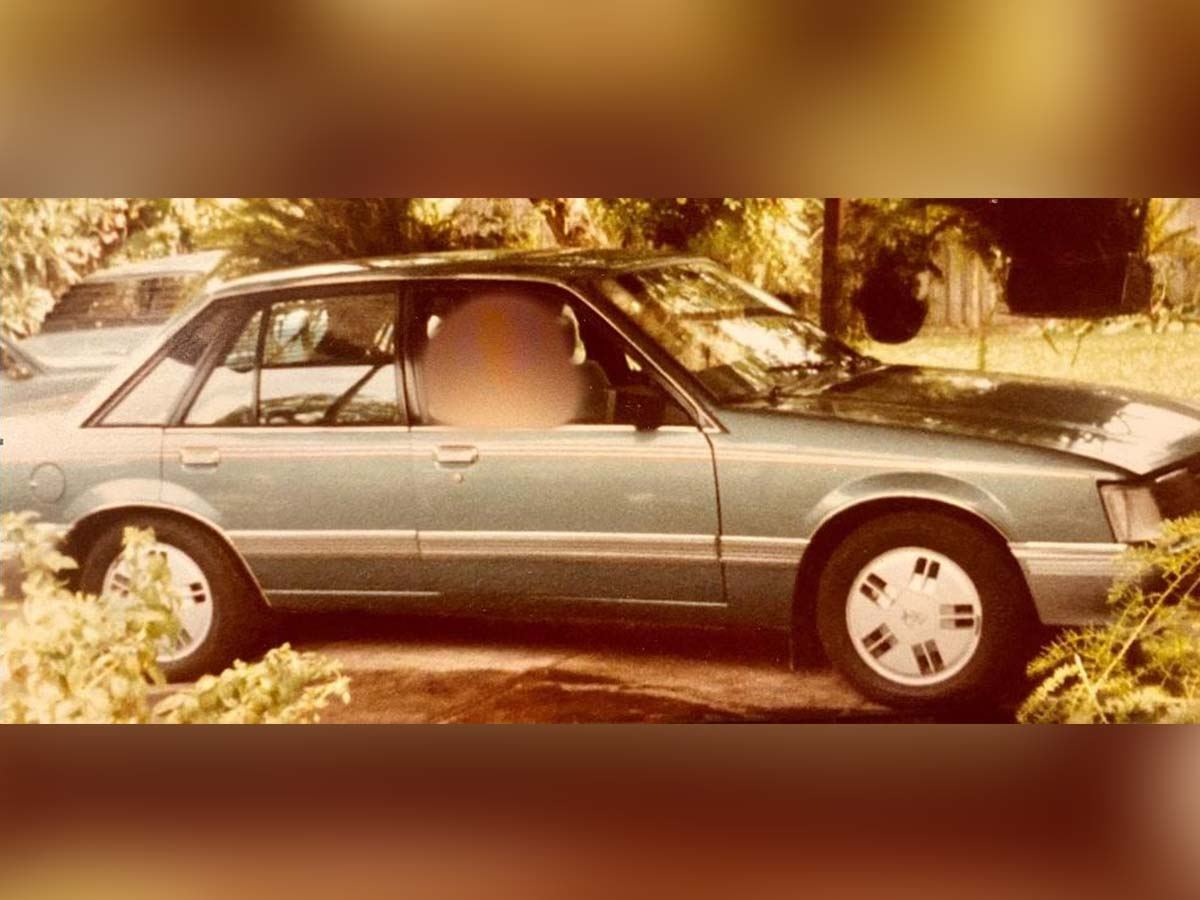 Article image for Call for help to find beloved 1984 Commodore that's 'more than just a car'