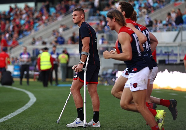 Article image for Adam Tomlinson opens up on season-ending injury