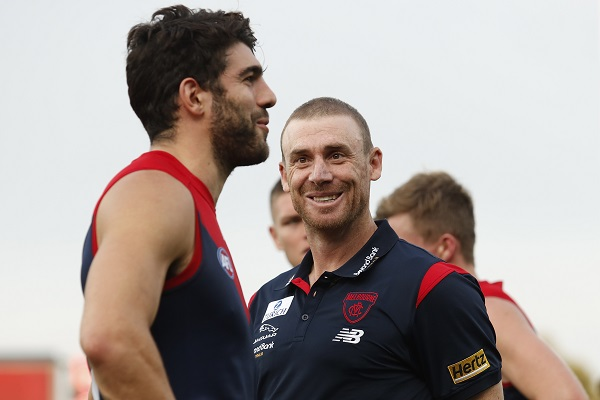 Article image for Goodwin reveals the Dees' winning formula